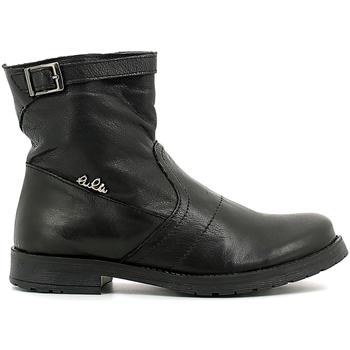 Cipők Gyerek Csizmák Lulu LL1000019L Fekete