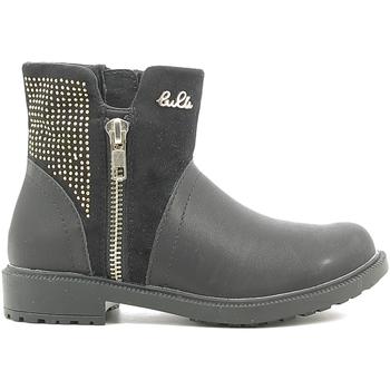 Cipők Gyerek Csizmák Lulu LL110016S Fekete