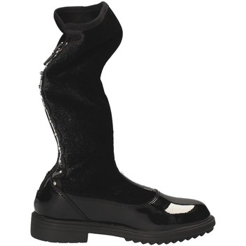 Cipők Lány Csizmák Lelli Kelly L17I7664 Fekete