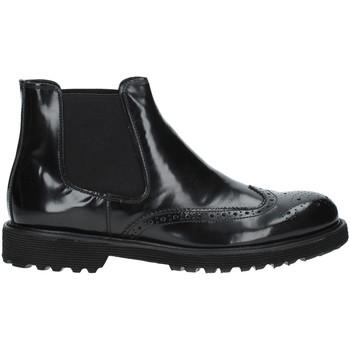 Cipők Férfi Csizmák Exton 498 Fekete
