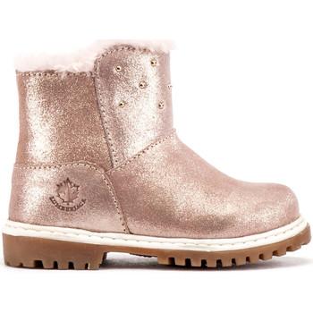Cipők Gyerek Hótaposók Lumberjack SG05301 006 U85 Rózsaszín