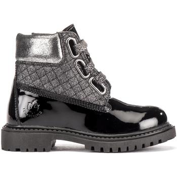 Cipők Gyerek Csizmák Lumberjack SG00101 012 U91 Fekete
