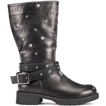 Cipők Gyerek Csizmák Lumberjack SG21107 002 S01 Fekete