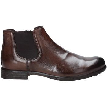 Cipők Férfi Csizmák Exton 3117 Barna