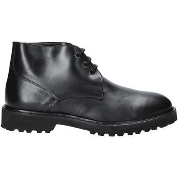 Cipők Férfi Csizmák Exton 9058 Fekete