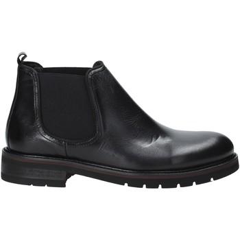 Cipők Férfi Csizmák Exton 65 Fekete