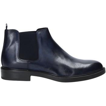Cipők Férfi Csizmák Rogers 1104_4 Kék