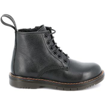 Cipők Gyerek Csizmák Grunland PO1177 Fekete