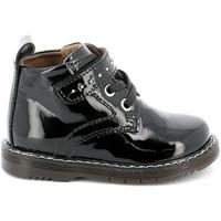 Cipők Gyerek Csizmák Grunland PP0265 Fekete