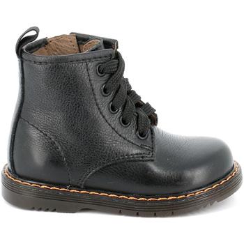 Cipők Gyerek Csizmák Grunland PP0255 Fekete
