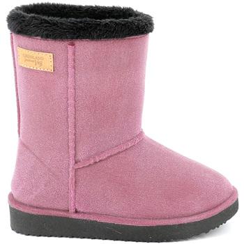 Cipők Gyerek Hótaposók Grunland DO0294 Piros