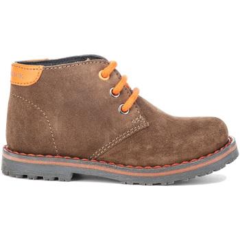 Cipők Gyerek Csizmák Lumberjack SB64509 001 A01 Barna