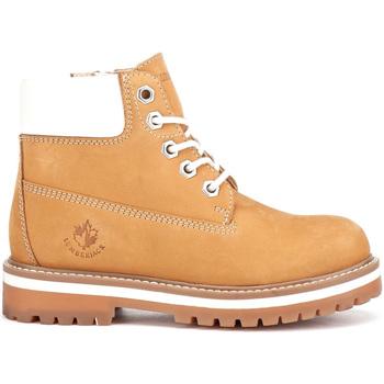 Cipők Gyerek Csizmák Lumberjack SG50501 001 D01 Sárga