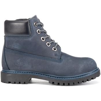 Cipők Gyerek Csizmák Lumberjack SB00101 021 D01 Kék