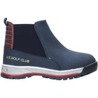 Cipők Gyerek Csizmák U.s. Golf W19-SUK525 Kék