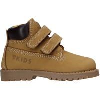 Cipők Gyerek Csizmák Valleverde 36801 Sárga