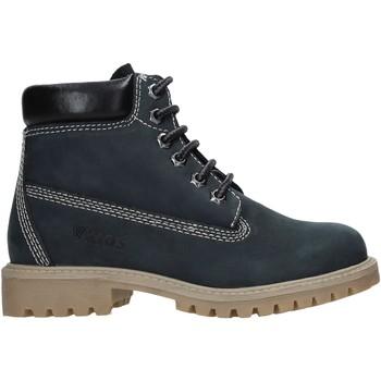 Cipők Gyerek Csizmák Valleverde 36803 Kék