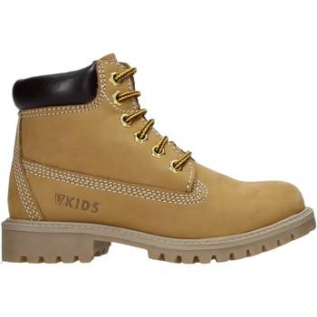 Cipők Gyerek Csizmák Valleverde 36803 Sárga