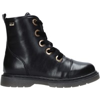 Cipők Gyerek Csizmák Valleverde 10243 Fekete