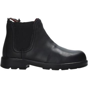 Cipők Gyerek Csizmák Valleverde 36830 Fekete