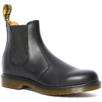 Cipők Férfi Csizmák Dr Martens DMS2976 11853001 Fekete