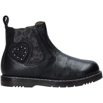 Cipők Gyerek Csizmák Grunland PP0414 Fekete