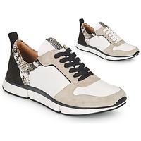 Cipők Női Szandálok / Saruk Adige VANILLE V5 PYTHON ICE Fehér