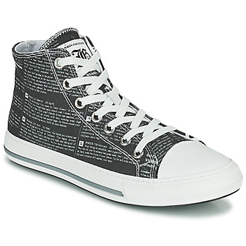 Cipők Női Magas szárú edzőcipők John Galliano GERMAINE Fekete
