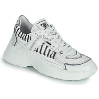 Cipők Női Rövid szárú edzőcipők John Galliano SOFIA Fehér