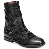 Cipők Női Csizmák Airstep / A.S.98 ZEPORT TRESSE Fekete