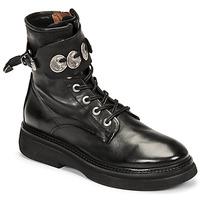 Cipők Női Csizmák Airstep / A.S.98 IDLE Fekete