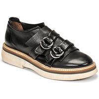 Cipők Női Csizmák Airstep / A.S.98 IDLE MOC Fekete