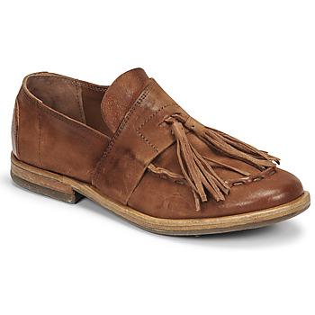 Cipők Női Mokkaszínek Airstep / A.S.98 ZEPORT MOC Teve