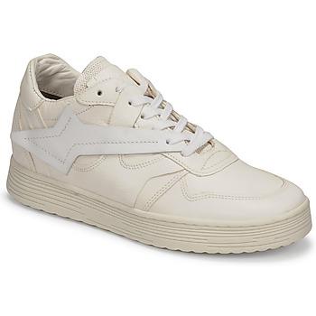 Cipők Női Rövid szárú edzőcipők Airstep / A.S.98 ZEPPA Fehér