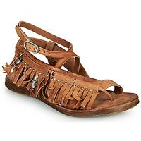 Cipők Női Szandálok / Saruk Airstep / A.S.98 RAMOS FRANGE Barna
