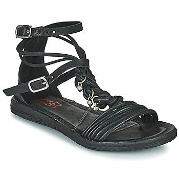 Cipők Női Szandálok / Saruk Airstep / A.S.98 RAMOS TORSADE Fekete