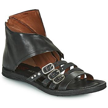 Cipők Női Szandálok / Saruk Airstep / A.S.98 RAMOS HIGH Fekete