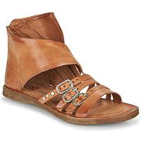 Cipők Női Szandálok / Saruk Airstep / A.S.98 RAMOS HIGH Teve