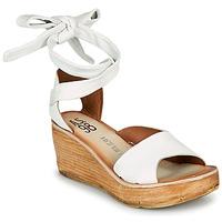 Cipők Női Szandálok / Saruk Airstep / A.S.98 NOA LACE Fehér