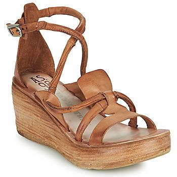 Cipők Női Szandálok / Saruk Airstep / A.S.98 NOA STRAP Teve