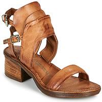 Cipők Női Szandálok / Saruk Airstep / A.S.98 KENYA BUCKLE Teve