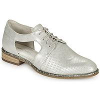 Cipők Női Oxford cipők Regard GORBIO Ezüst