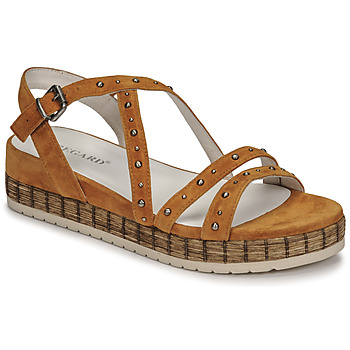Cipők Női Szandálok / Saruk Regard CLAIRAC Barna