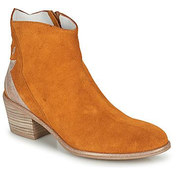 Cipők Női Csizmák Regard NEUILLY Barna