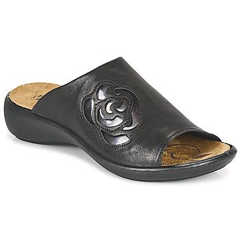 Cipők Női Papucsok Romika Westland IBIZA 117 Fekete