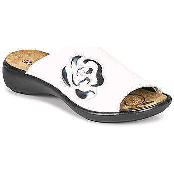 Cipők Női Papucsok Romika Westland IBIZA 117 Fehér
