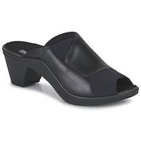 Cipők Női Papucsok Romika Westland ST TROPEZ 244 Fekete