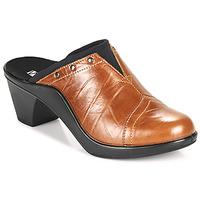 Cipők Női Papucsok Romika Westland ST TROPEZ 271 Barna