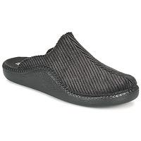 Cipők Férfi Mamuszok Romika Westland MONACO 220 Fekete
