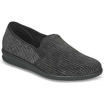 Cipők Férfi Mamuszok Romika Westland BELFORT 122 Fekete
